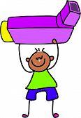 Inhalator kid