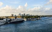 Fort Lauderdale Intercoastal Waterway Lake Mabel Yacht