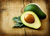 picture of avocado  - Avocado - JPG