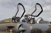 Mirage 2000 Cockpit