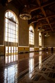 Los Angeles Union Station Ticketing Hall