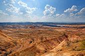 Open Mining Pit