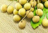 Fresh Longan ,tropical Fruits