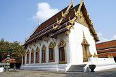 temple, Bangkok, Thailand