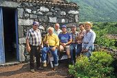 Seven Farmers From The Azores
