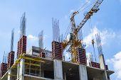 House Construction, Crane