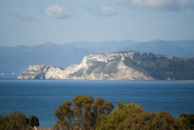 picture of promontory  - The promontory of Sant - JPG