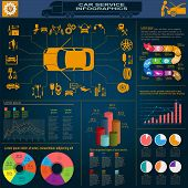 Car Service Infographics_28