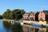 River Avon, Evesham.