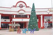 Rural Mexico Christmas
