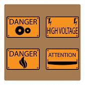 Icons Danger.