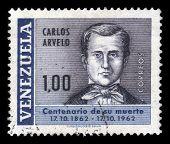 Portrait Of Dr. Carlos Arvelo
