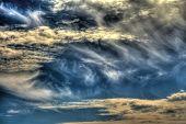 Unreal deep sky