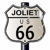 Joliet Route 66 Sign