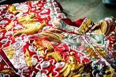 Traditional Chinese Wedding gown