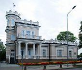 Beatiful Bright House In Druskinikai City Centre