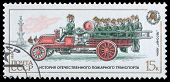 History Firefighter Transport