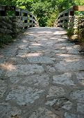 Stone Path and Bridge