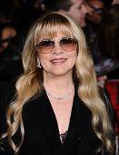 LOS ANGELES - NOV 11:  Stevie Nicks arrives to the