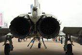 Eurofighter Typhoon engines