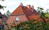 The House With The Roof Of Shingles