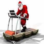 Santa Fitness 1