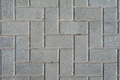 picture of slab  - Abstract gray paving slab texture background - JPG