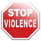 stock photo of stop bully  - stop violence and aggression violent or aggressive actions no war or fights - JPG