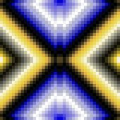 pic of compose  - Abstract decorative mosaic pattern composed of small angular tiles - JPG