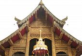 Church Of Sumpao Temple Chiang Mai Thailand