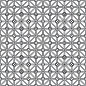 stock photo of trapezoid  - Seamless pattern - JPG