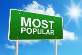 Постер, плакат: Most Popular