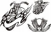 Tribal bikes.