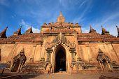 Htilominlo Temple, Bagan, Myanmar.