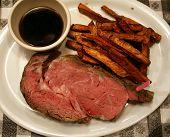 Dinner Of Steak
