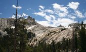 Yosemite Granite Landscape