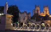Постер, плакат: York In England