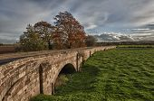 Swarkestone Bridge - The Longest Stone Bridge In England.