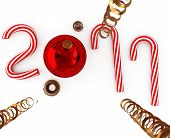 New Year's Celebration Background