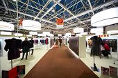 Exhibition Hall On Cpm Collection Premiere In Expocenter
