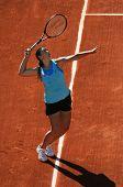 Marion Bartoli (fra) At Roland Garros 2011