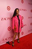 NEW YORK - APRIL 15: Socialite Emma Snowden Jones attends the Zac Posen for Target Collection launch