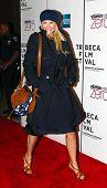 NEW YORK - APRIL 25: Supermodel Christie Brinkley attends the