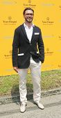 NEW YORK - JUNE 27: Lorenzo Martone attends the 3rd annual Veuve Clicquot Polo Classic at Governor's