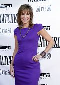 NEW YORK - AUGUST 26: ESPN analyst and executive producer Hannah Storm attends ESPN Films'