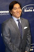 NEW YORK - NOV 11: Hideki Matsui attends the 8th Annual Joe Torre Safe at Home Foundation Gala at Pi