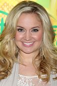 LOS ANGELES - MAY 14:  Tiffany Thornton at the Disney ABC Television Group May Press Junket 2011 at