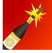 champaign celebration