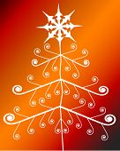 spiral tree  - change topper or color easily