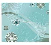 funky creative background vector